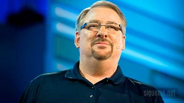 Rick Warren pastor de saddleback Church en california