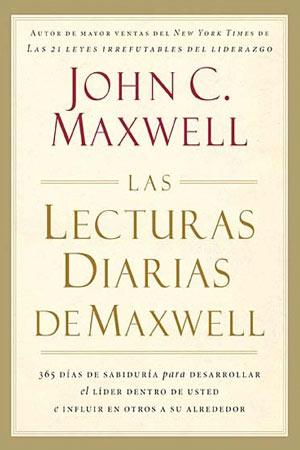 Las Lecturas Diarias De Maxwell Libros De John Maxwell